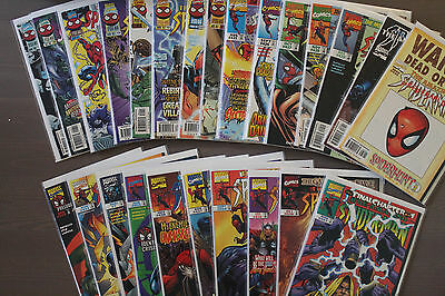 THE AMAZING SPIDER-MAN #417 to #441 lot | does NOT include 430 & 431 | Marvel