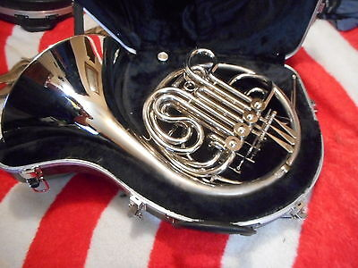 E.f. Durand French Engineered Model D652 Double French Horn (Rare Model)