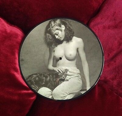 """Madonna Spank 10"""" picture disc interview"""