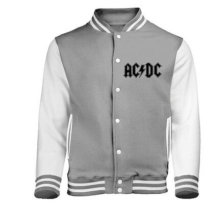 AC/DC - For Those About To Rock - College - Jacke / Jacket