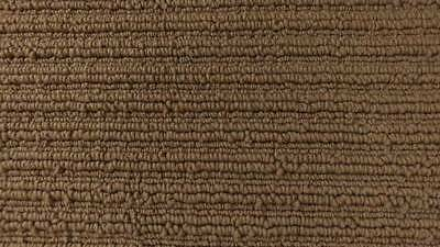New Godfrey Hirst Newlands Toffee Sisal Loop Nylon Carpet PLM
