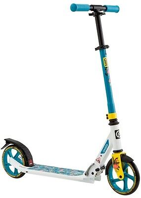 OXELO Mid 7 Summer 16 Scooter ADULT and KIDS up to 100KG travel faster NEW