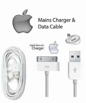 APPLE USB LIGHTNING SYNC CHARGER LEAD CABLE IPHONE 4g/4s iPad 2,3,iPod