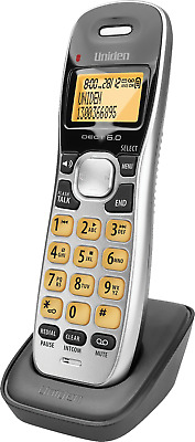 Uniden DECT 1735 Cordless Digital Phone System With Power Failure Backup