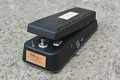 Mojo Mods Modified Dunlop Crybaby GCB-95 Wah Pedal w/True Bypass