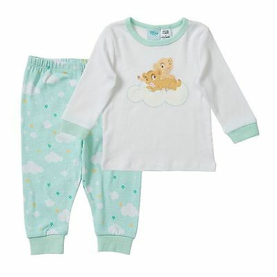 NEW Disney Baby Lion King Pyjama Set