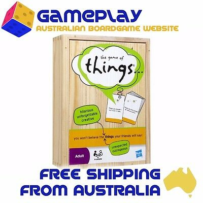 The Game of Things - Family Board Game - Planet Fun