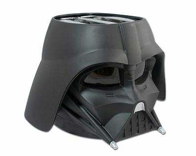 Star Wars Darth Vader Toaster, 2 Slice, Adjustable Thermostat
