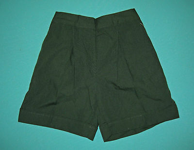 NEW Girl school uniform Short Green Size 5 to 16