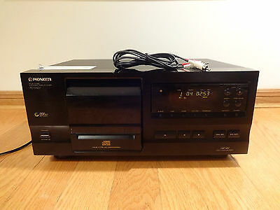 Pioneer PD-F507 25 Disc CD Changer JUKEBOX TESTED 100% Works Great! IN BOX!