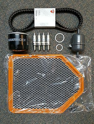 Genuine Ducati Spare Parts Full Service Kit, Timing Belts, Multistrada 1000 1100