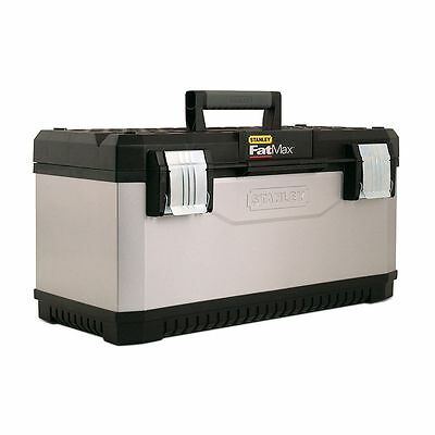 Stanley STA195617 Toolbox FatMax 26 Inch Tool Box Heavy Metal Latches 1-95-617