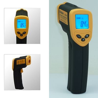High Temperature Thermometer Multi Use HVAC Air Leak Infrared Thermal Layout