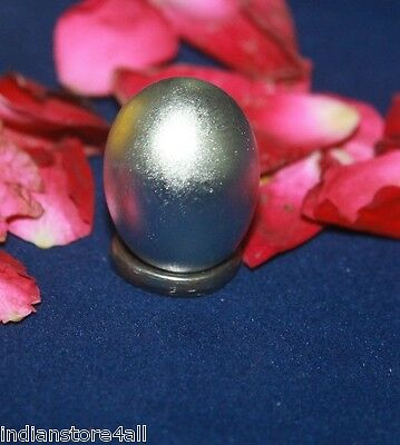 Parad Shivling/mercury Shiva Lingam Made From Purest Parad Mercury~Shiva's Puja