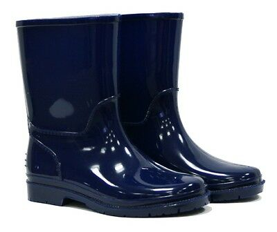 Town & Country Kids Wellies Navy Size 11