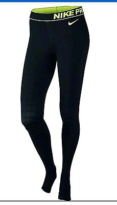 Nik Pro Women's Recovery Hypertight Running Tights Size Xl (642550-010)