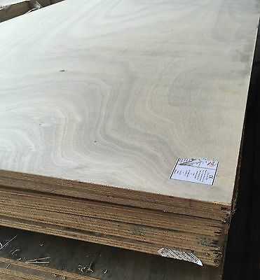 18mm T & G Hardwood Plywood Sheets 8x4