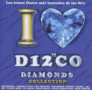 I Love Disco: Diamonds Collection Vol. 2 - VARIOUS [CD]