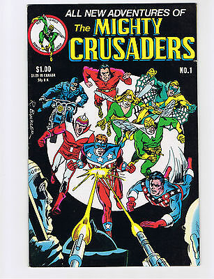 The Mighty Crusaders #1 Mar 1983 - VF/NM