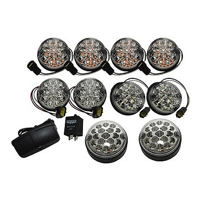 Defender Led Clear Conversion Kit - Full Kit