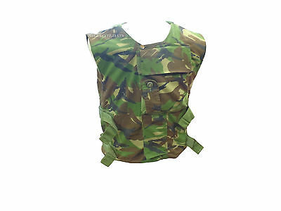 British Army - Dpm Body Armour Cover Vest - Size 190/120 - Grade 1 - Rl259