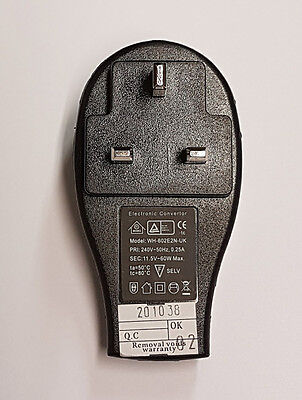3-pin plug power adaptor for the Endon Bouquet-WH / Bouquet-MULTI (WH-602E2N-UK)