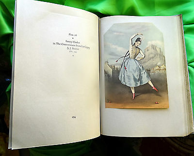 THE ROMANTIC BALLET IN LITHOGRAPHS OF THE TIME by C.W. BEAUMONT and SACHEVERELL