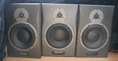 3 x Dynaudio acoustics air series 15