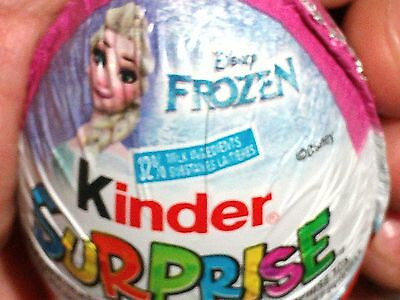 Disney Frozen Kinder Surprise