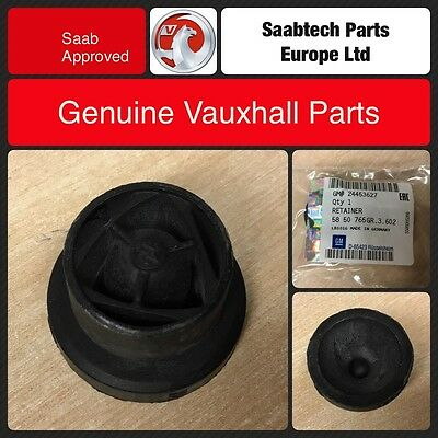 Vauxhall/opel Vectra Insignia Engine Cover Bushing Retainer 5850765-24453627