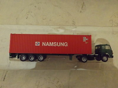 N Scale Tomytec NAMSUNG HINO Super Dolphin Truck trailer Collection 5