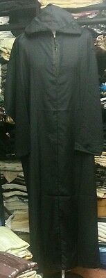 Moroccan hooded thobe.cotton blend material quality.sizes available 52.54.56