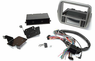 Scosche Gm5201Ab Dash And Wiring Kit For Car Stereo 2010 Up Chevy Camaros