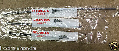 Genuine OEM Honda CR-V Front and Rear Wiper Rubber Insert Set 17 18 Inserts CRV