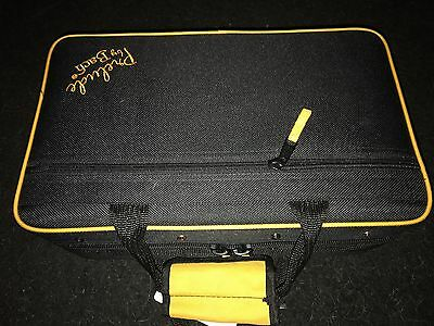 Cornet case, never used, Prelude by Bach