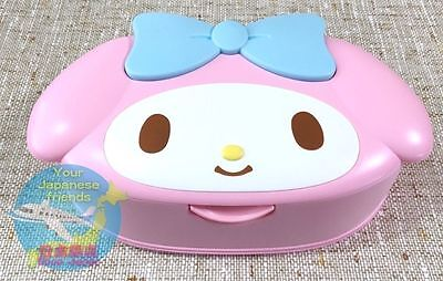 Wet Tissue Case Only Container, No Contents SANRIO MY MELODY KAWAII F/S JAPAN