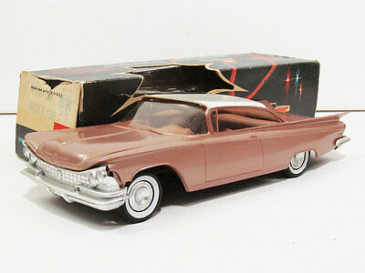 1959 Buick Invicta HT Promo (Friction), graded 9 out of 10.  #22056