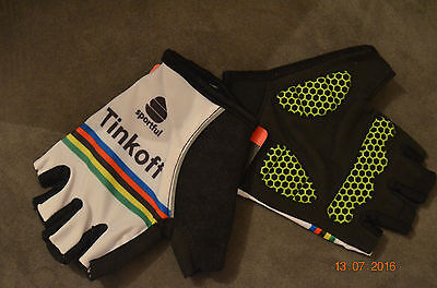 Gants Peter Sagan tinkoff champion du monde Tour de France 2016 giro d'italia