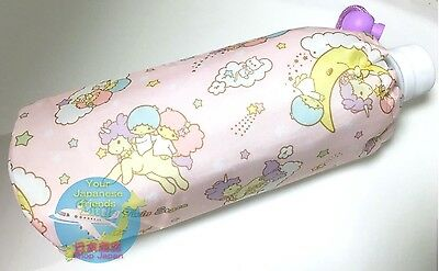 SANRIO Little Twin Stars KAWAII BENTO Aluminum Bottle Cooler Bag AIRMAIL JAPAN