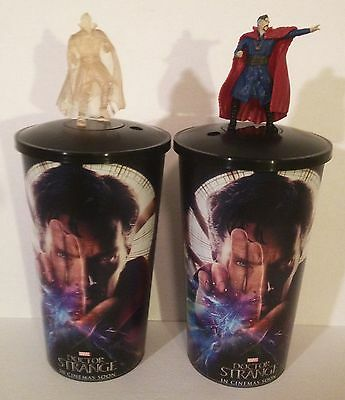 Marvel Comics: Doctor Strange Movie Theater Exclusive Cup Topper Set #1