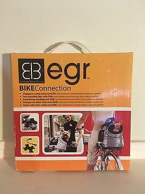 New Open Box Petego Bicycle Connection for Universal Sport Bag Pet Carrier