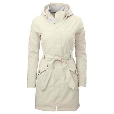 Kathmandu Percell Womens Waterproof Jacket Insulated Long Length Trench Coat v3
