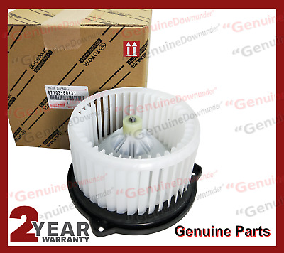 Blower Fan Heater LANDCRUISER VDJ76 VDJ78 VDJ79 2007 on 87103-60431 87103-60430