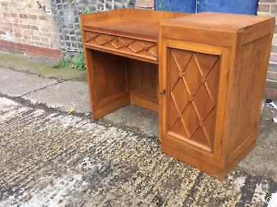 1940's desk/1950's desk/vintage French desk/vintage writing desk