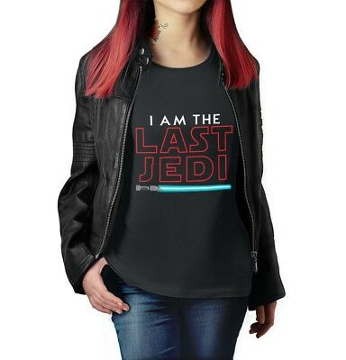 4c407b728 STAY ON TARGET Ladies t-shirt X-WING STAR WARS QUOTE GEEK FUNNY SCI ...