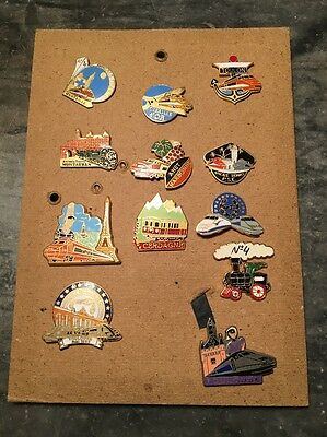 Collection Pin's SNCF Tgv Amicale Trains -mic 17