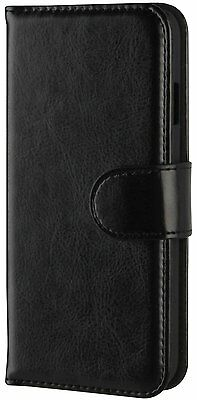 Xqisit Wallet Case Eman for Apple iPhone 6 / 6S - Black