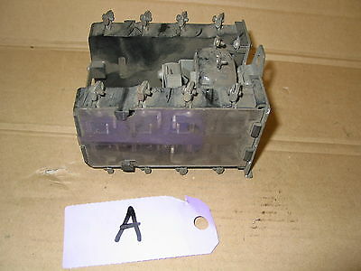 Vintage Electrical 240V Contactor 4 Pole 240V Relay  (A)