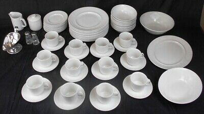 Johnson Brothers Athena China 65-Piece Service for 12 EUC + Extras