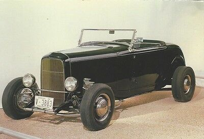 1989 - 1950's Hot Rod - Henry Ford Museum postcard